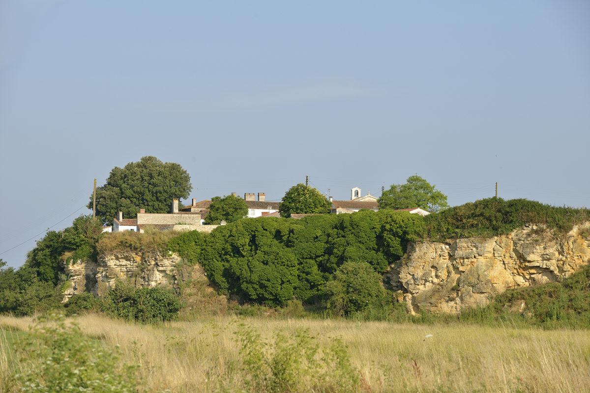 Côteaux calcaires du Marais poitevin