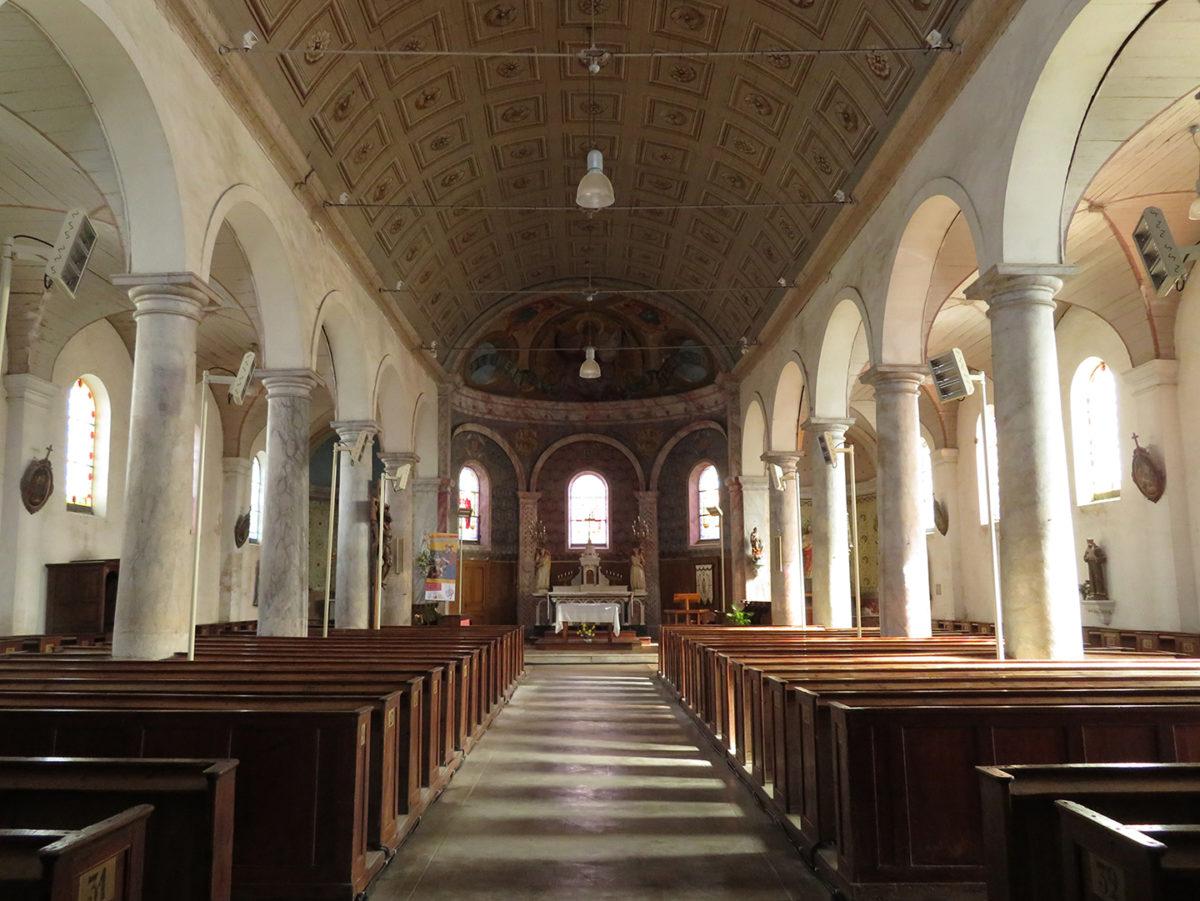 Église de Vouillé-les-Marais