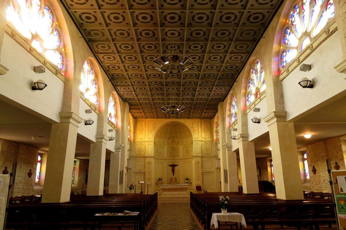 Église de L'Aiguillon-sur-Mer