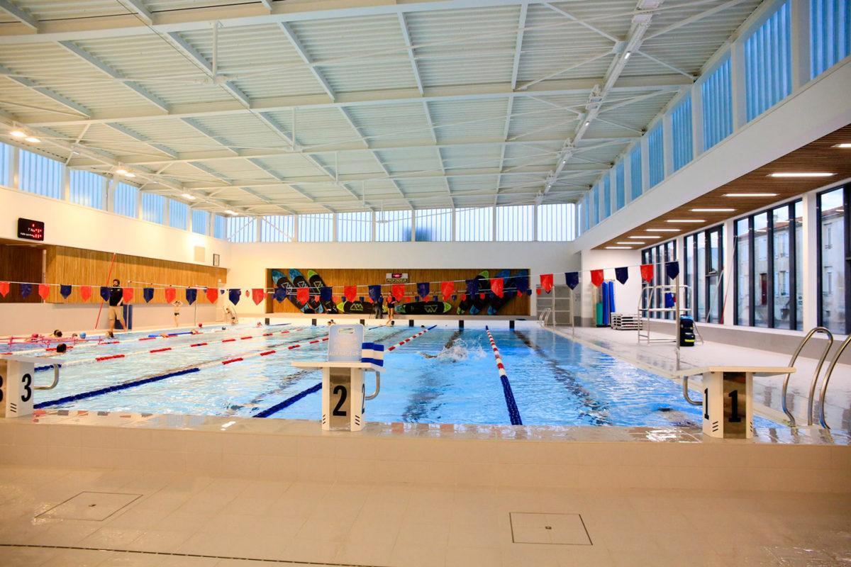 La piscine Port'Océane à Luçon