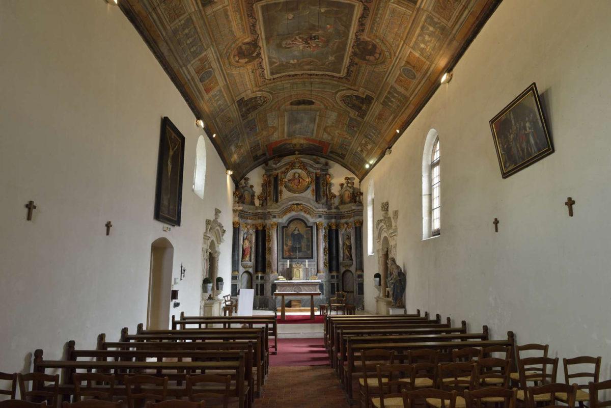 Chapelle des Ursulines à Luçon